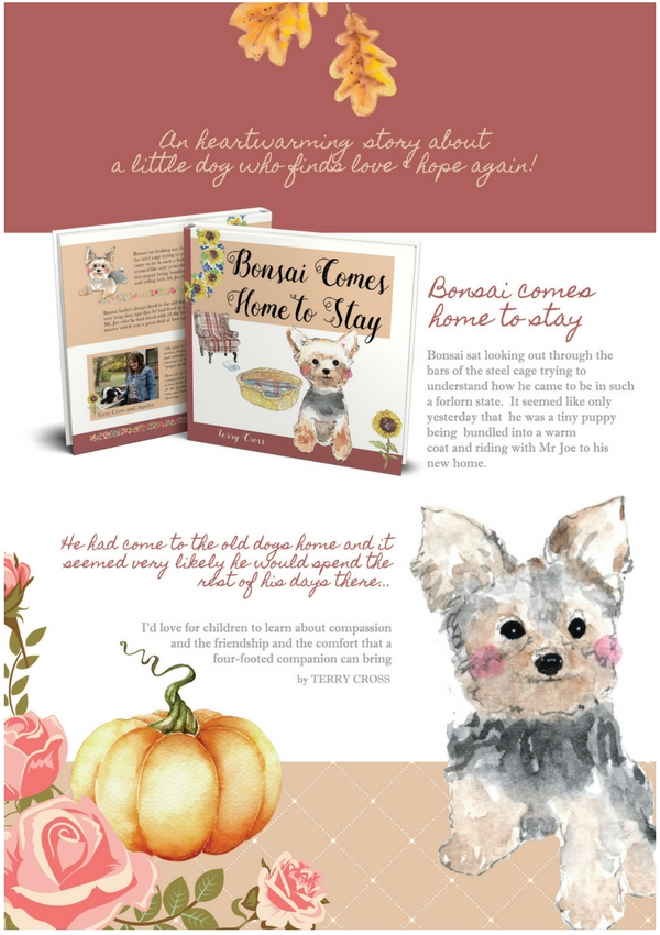 Children's book dog story