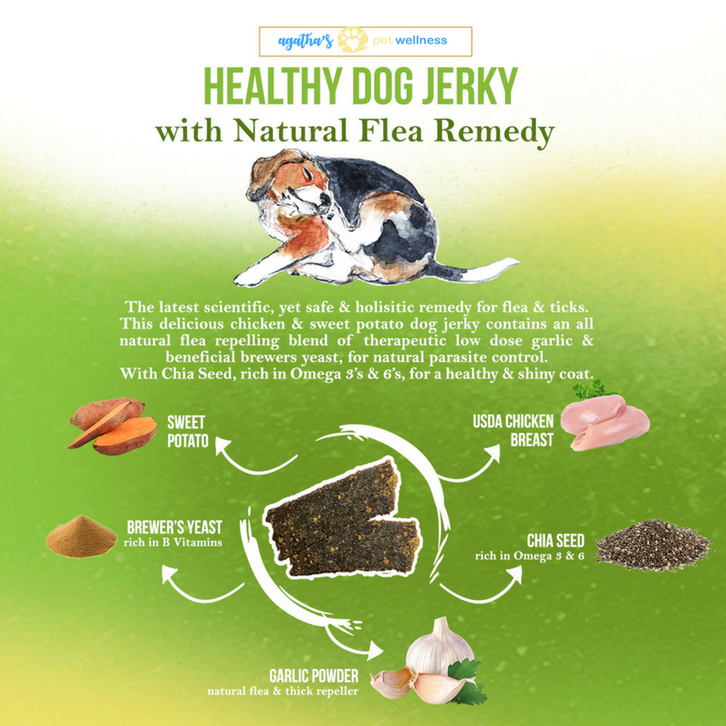 Agatha's Pet Wellness Dog Treats