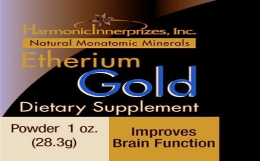 Etheriums - Supports the body's natural ability to function optimally. It is recommended to use only after proper internal cleansing.