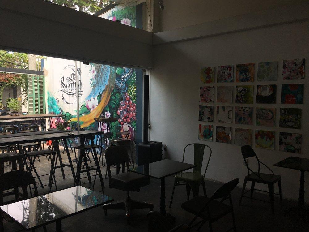 SOMA Art Cafe
