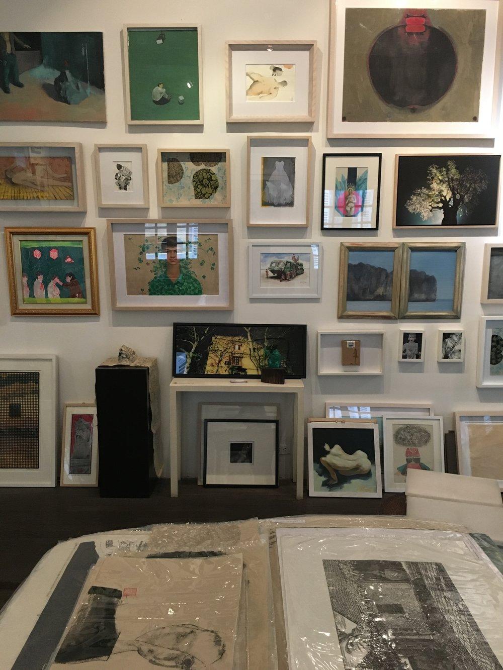 Manzi Art Gallery