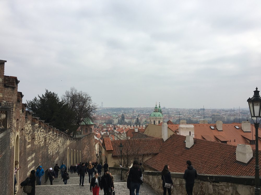 prague, czech republic - March 2017