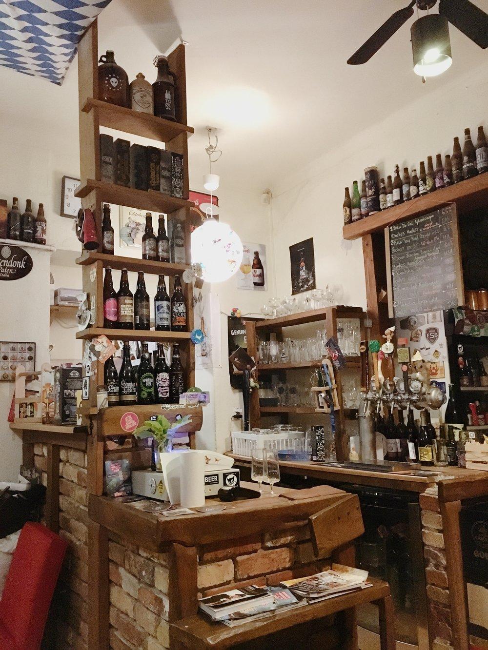 Budapest Beer Bar