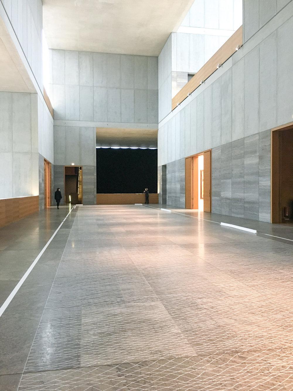 Leipzig Museum Atrium