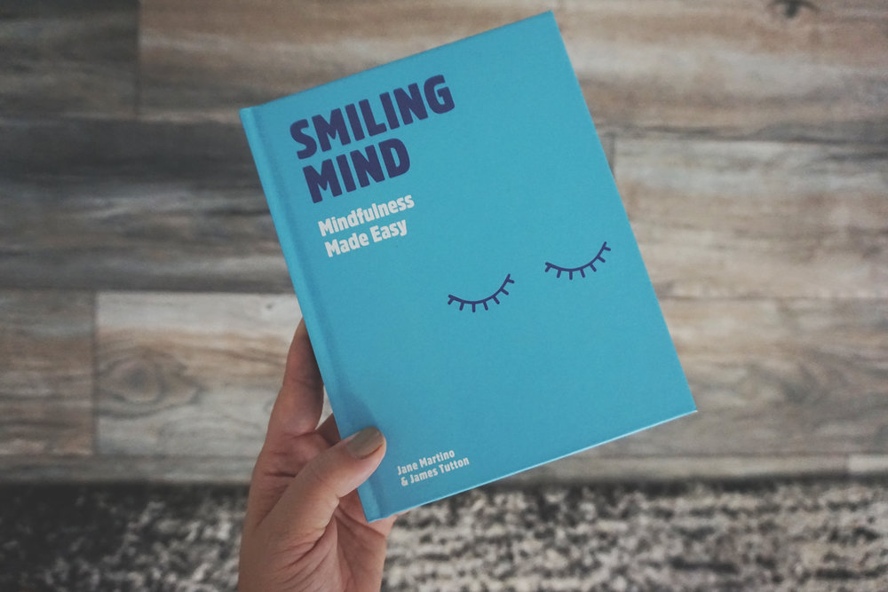SMILING MIND BY JANE MARTINO + JAMES TUTTON