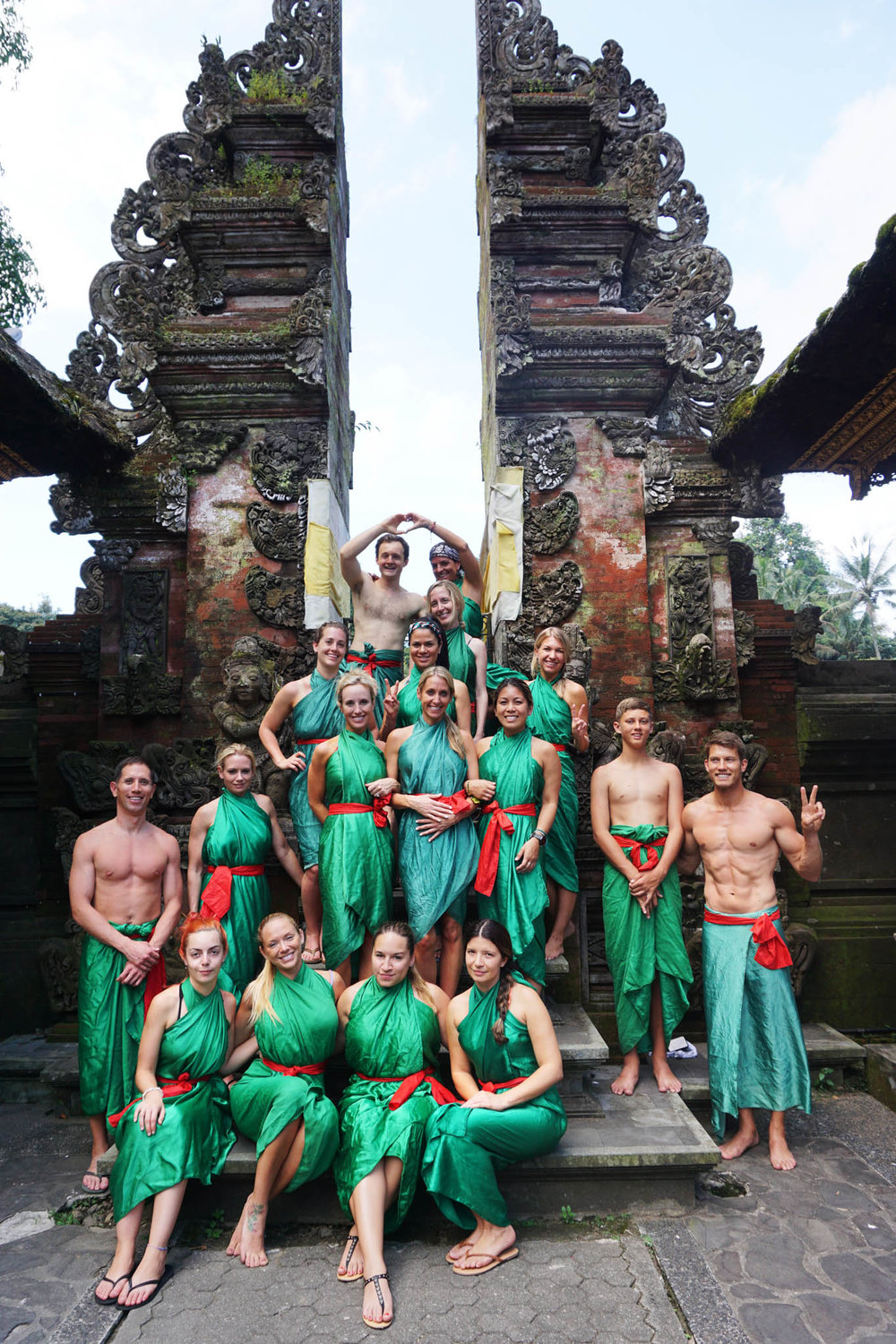 Visiting the Tirta Empul Holy Water Temple