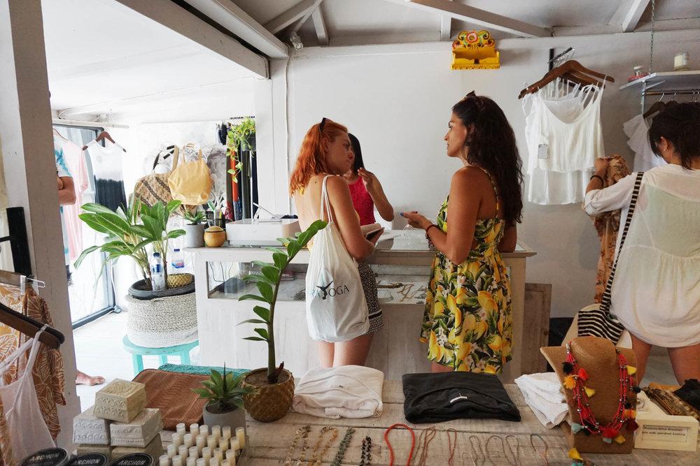 Rhys Uhlich's Store, Tevita Clothing