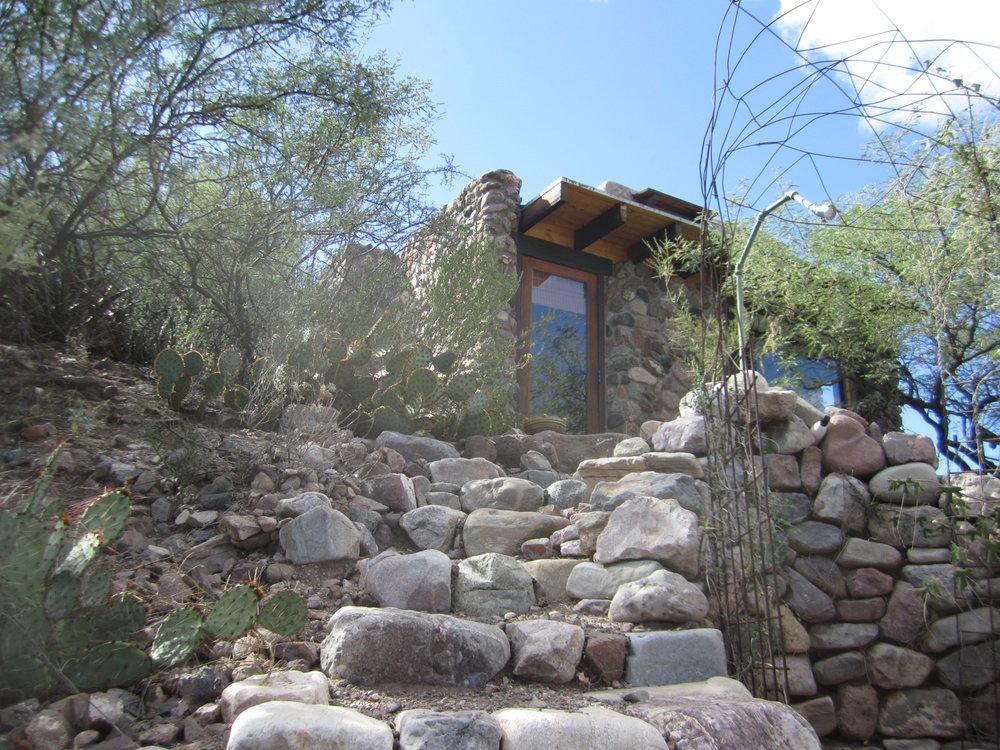 rock house, Cascabel Arizona