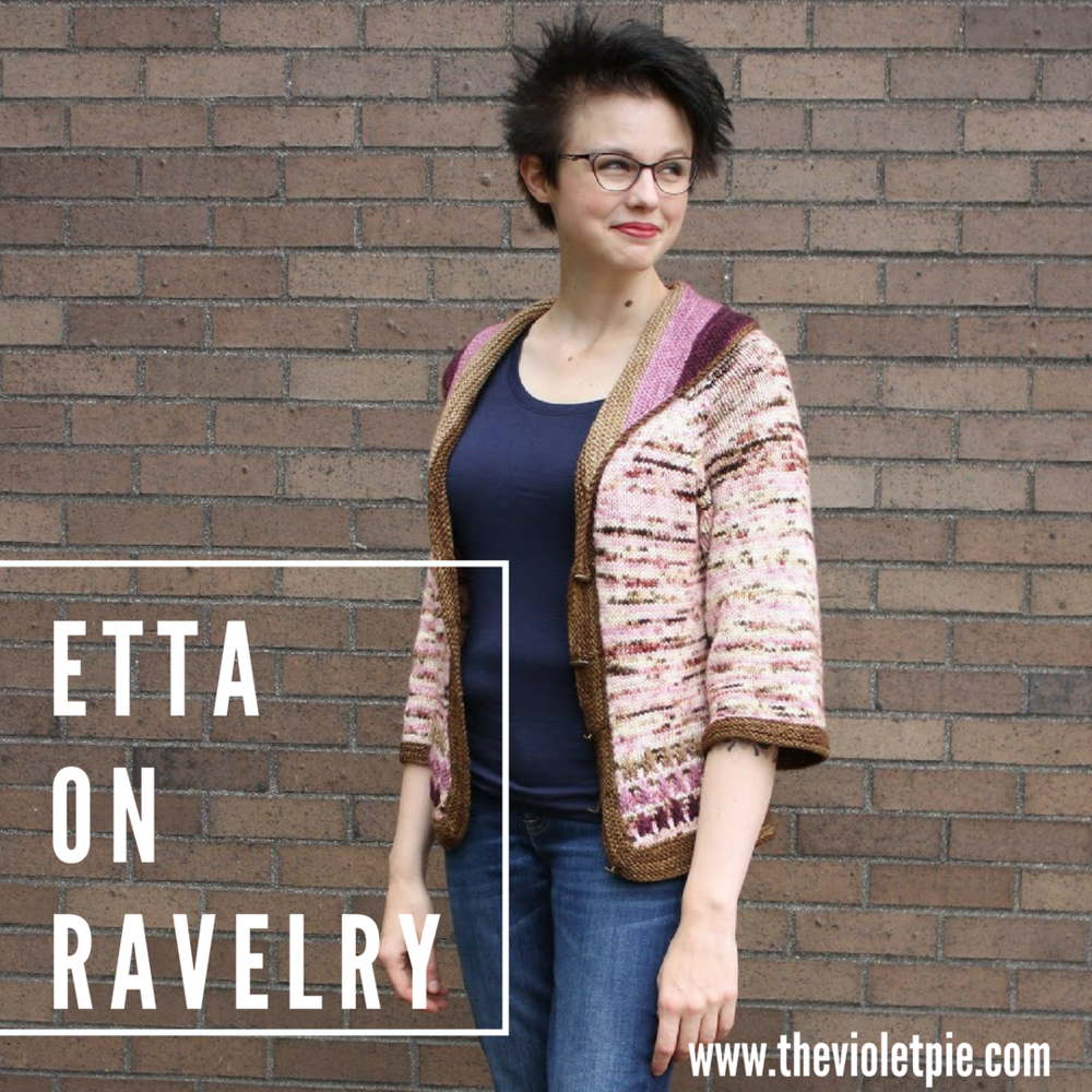Etta on Ravelry!