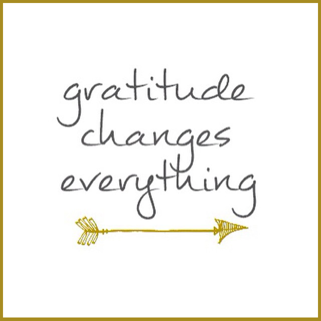 Gratitude changes everything | Gratitude Journal
