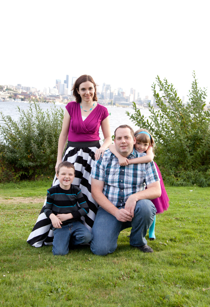 Family Pictures Gasworks Park