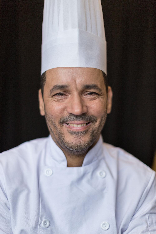 Un Chef sceau rouge, créatif et passionné... - Chef Pierre El Hajjar