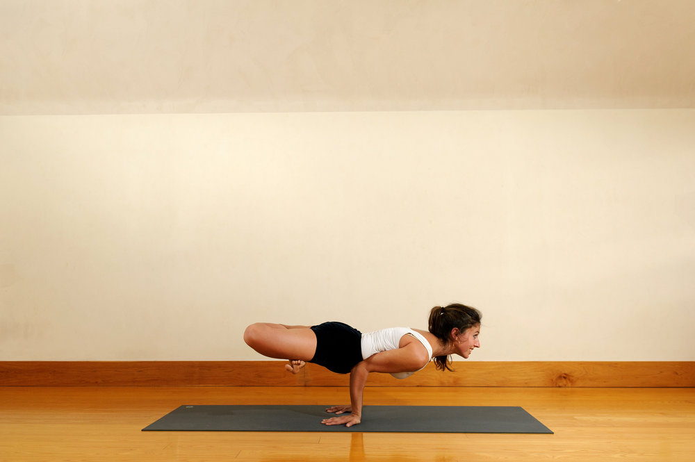 Level 3 - For those who have a regular practice of all the above poses and want to go deeper.