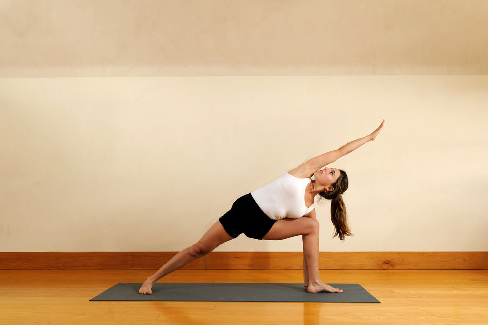 Level 1 - For beginners or those who want a less strenuous practice.