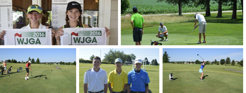 Fox Ridge Junior Golf  - - Making Memories