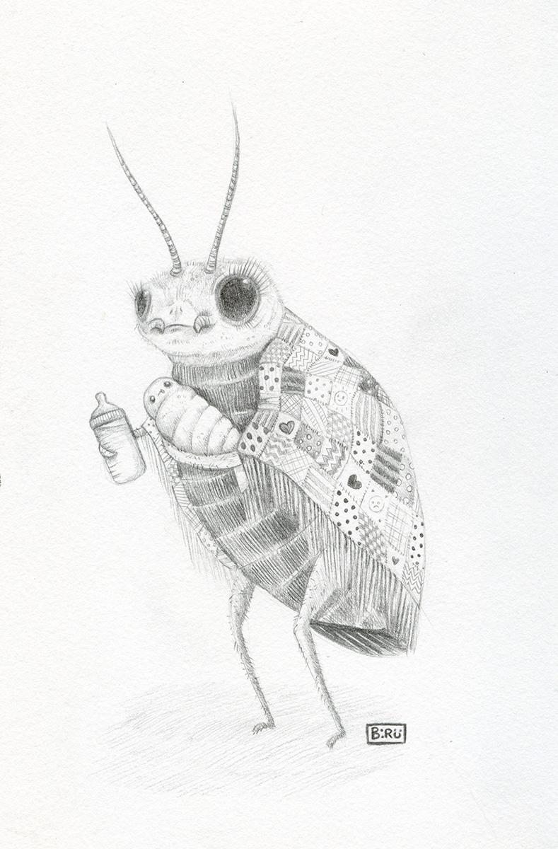 Cockroach Mama