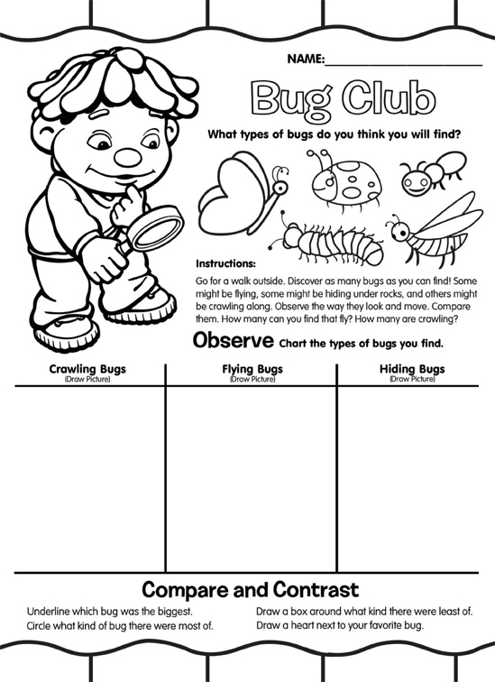 Sid The Science Kid Coloring and Activity Sheet