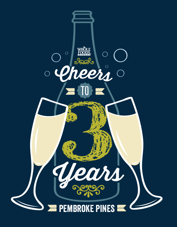 Anniversary Shirt Design