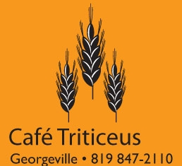 Café Triticeus - A small breakfast and lunch café and bakery in the heart of Georgeville.