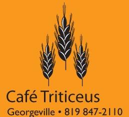 Café Triticeus - Un petit petit-déjeuner et un déjeuner-café et une boulangerie au cœur de Georgeville.
