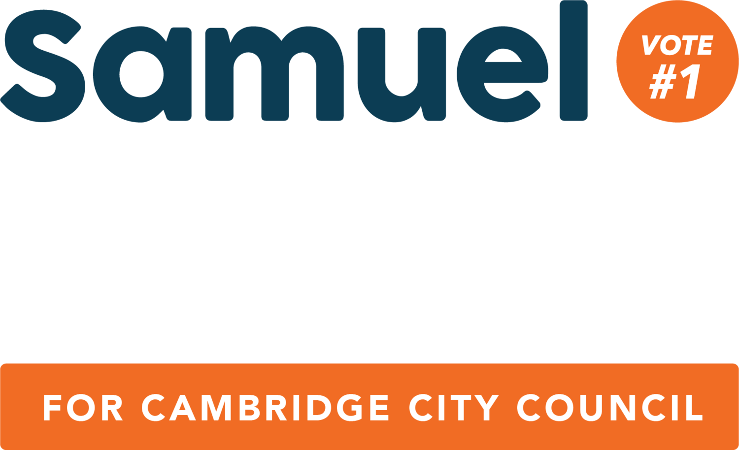 Samuel Gebru for Cambridge City Council