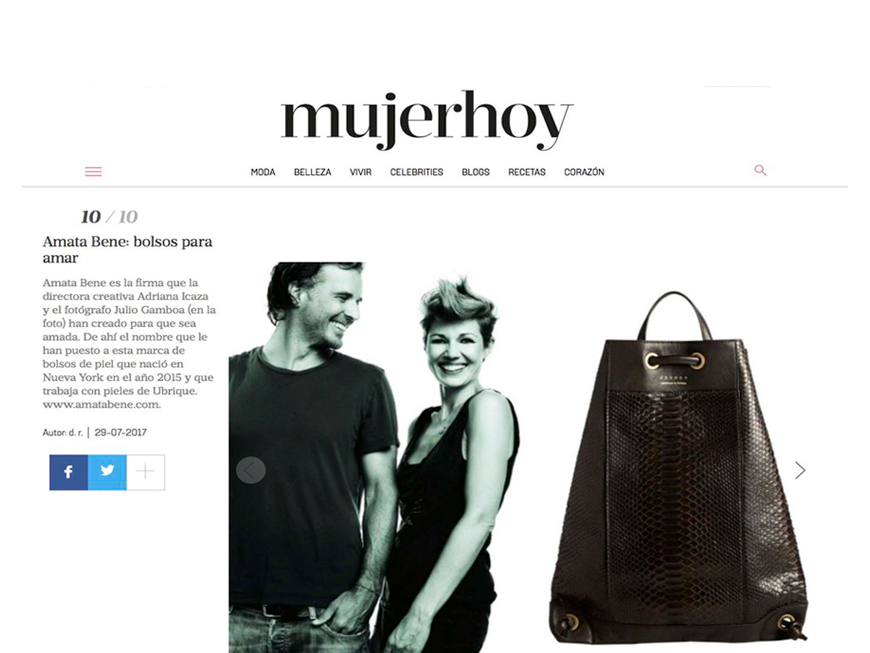 MUJER HOY ONLINE