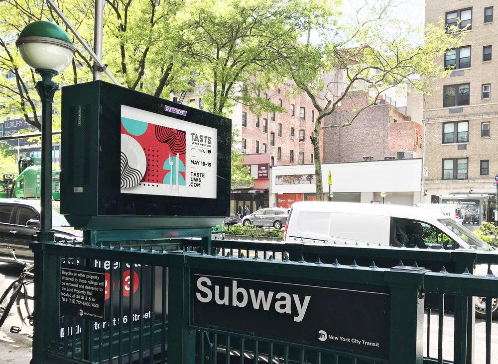 Shanti+Sparrow_TASTE+subway+ad.jpg