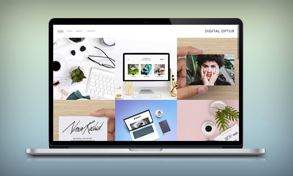 website @digitaloptur