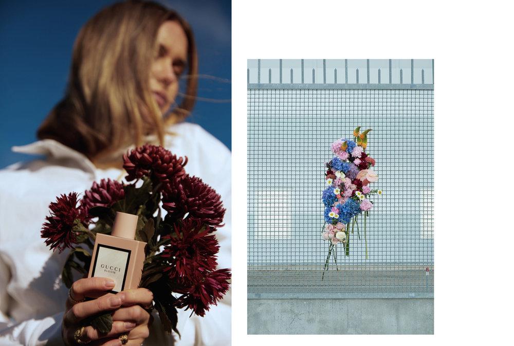 Poppykalas for GUCCI + Poppykalas udstilling i samarbejde med fotograf Rosalina Serup