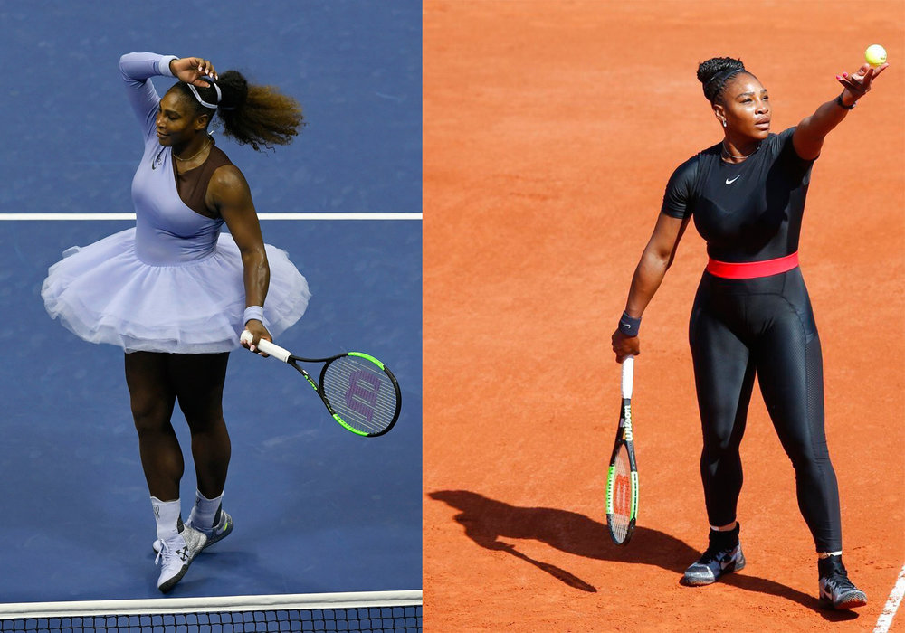 Serena Williams til French Open 2018