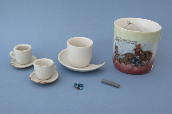 Selection of children's items from Moorhouse Ave. Image Gwen Jackson.