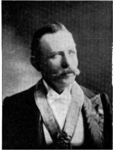 James Grubb. Image: Cyclopedia 1903b.