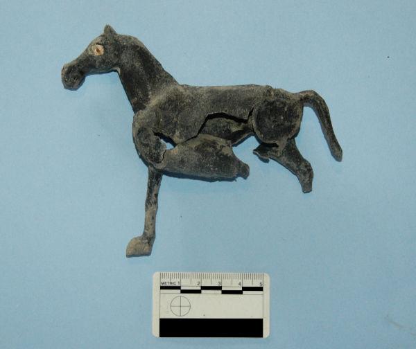 Toy horse. Image K. Bone
