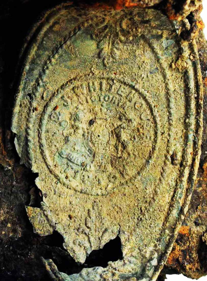 Figure 4. J & J. Whitehouse maker's mark.