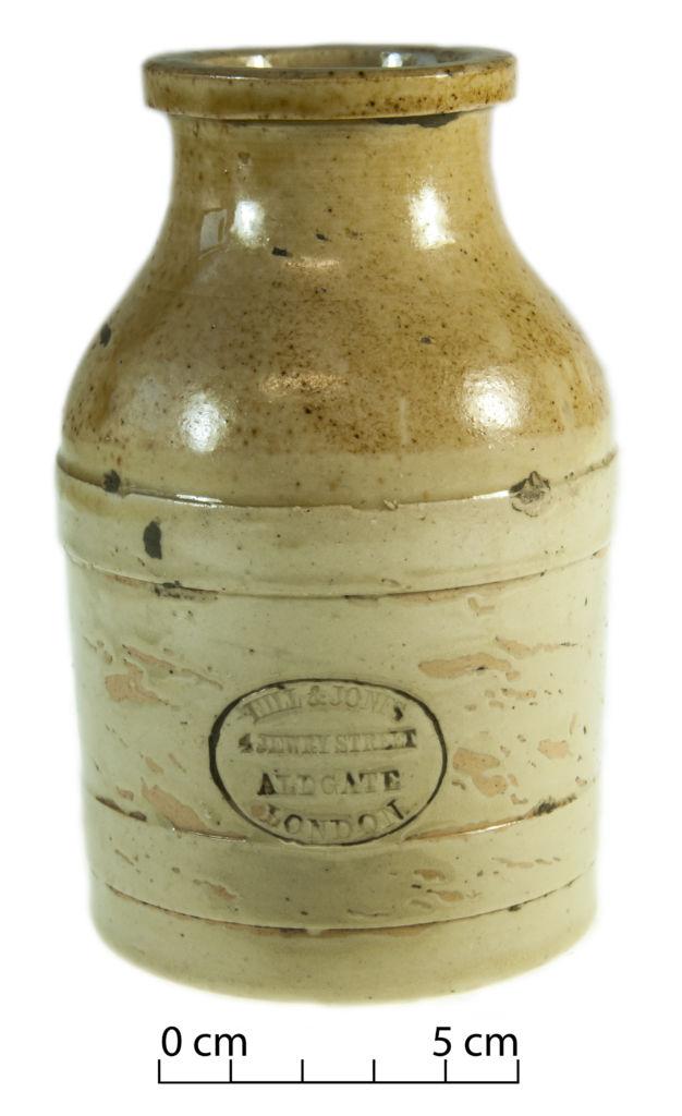 cool stoneware jar thing