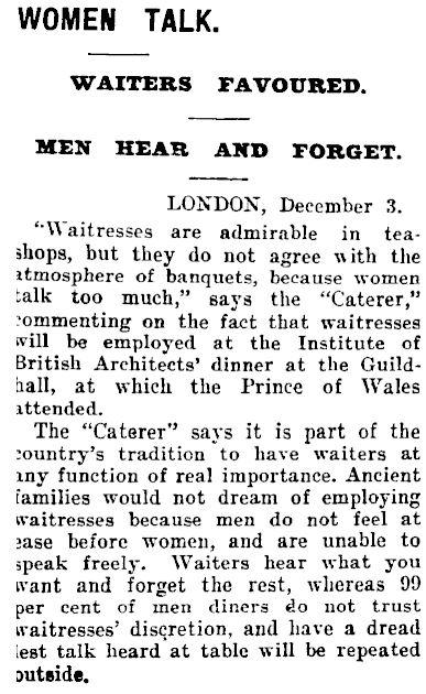 Auckland Star 10/12/1926:7
