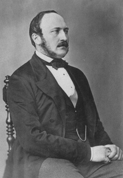 Prince Albert of 'Stache-Moburg and Goatee.