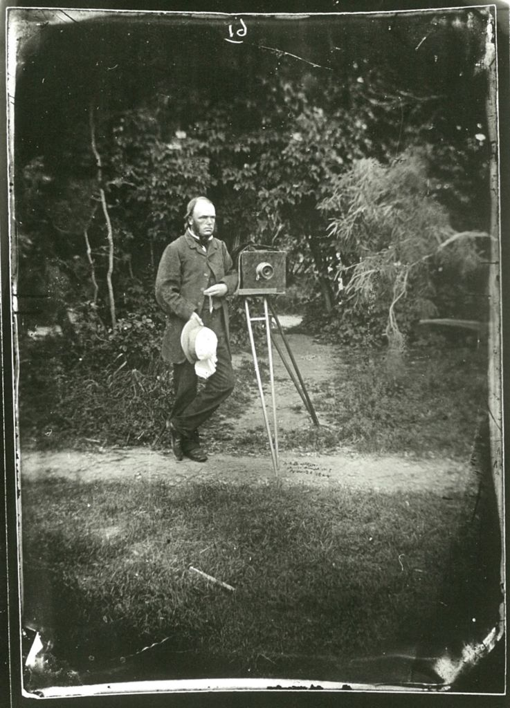 Dr. A.C. Barker. Blurry. Photographic. Evidence. Image: Canterbury Photography.