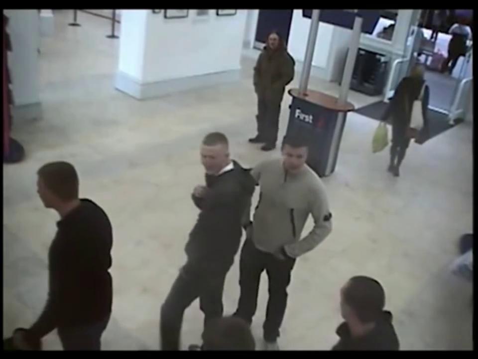 Photo Forensics - CCTV Capture