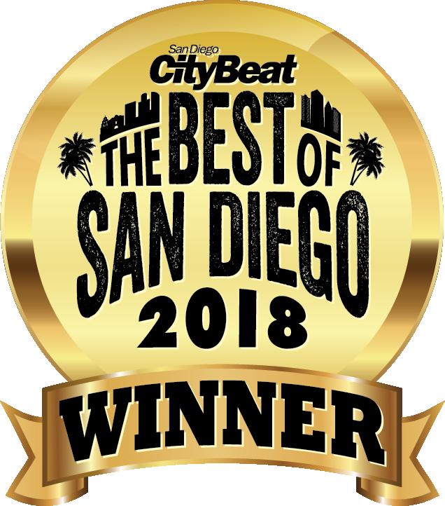 San Diego CityBeatBest of San Diego 2018 -