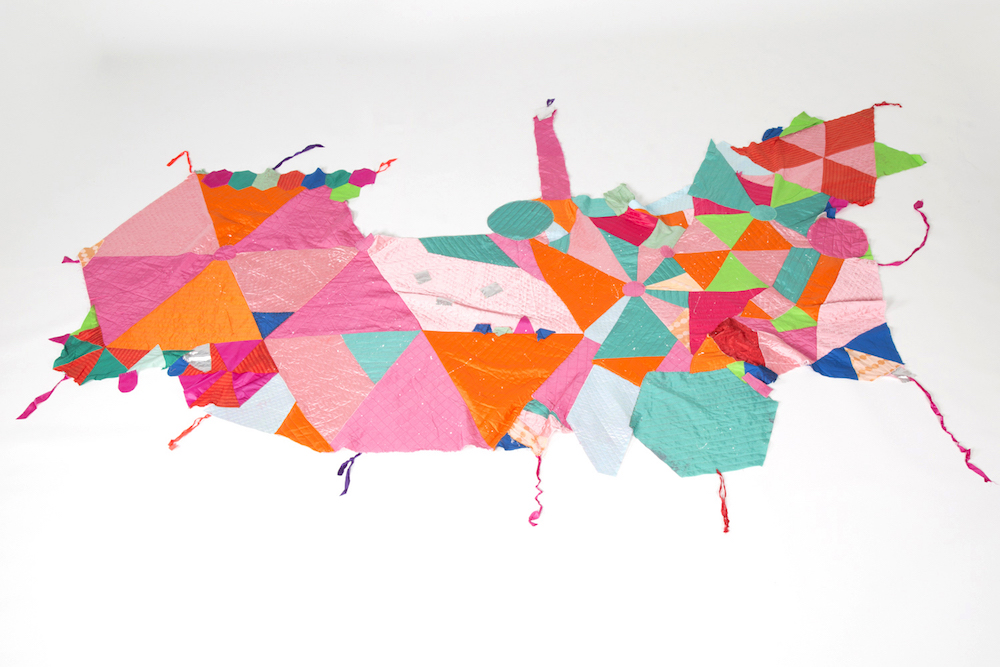 Rainbow Quilt (photo : ARTSTAND)