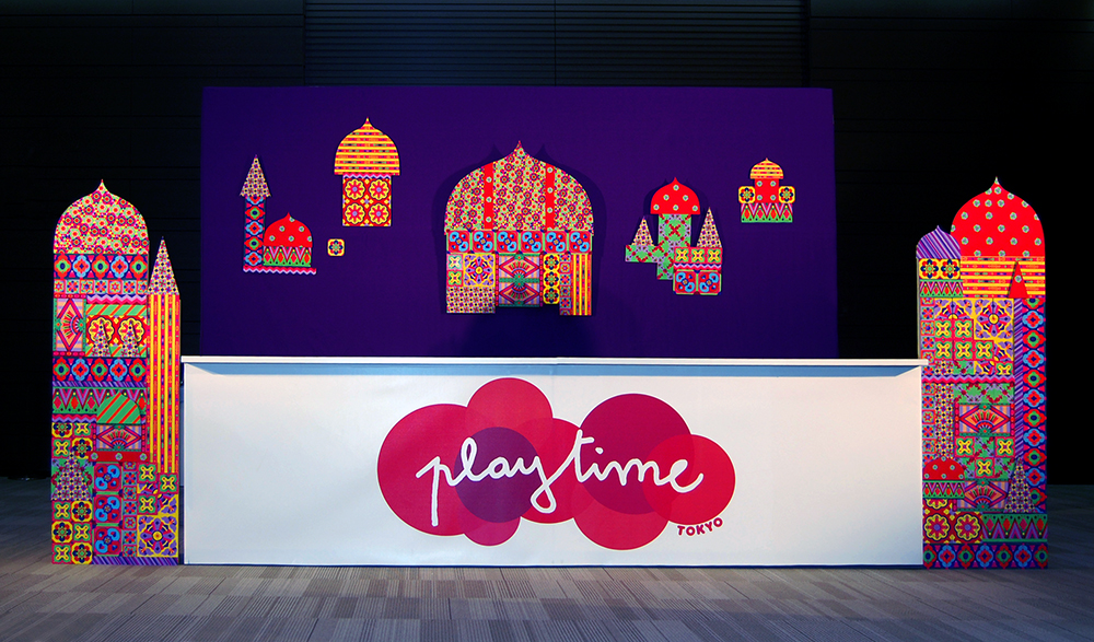 Playtime Tokyo 2012