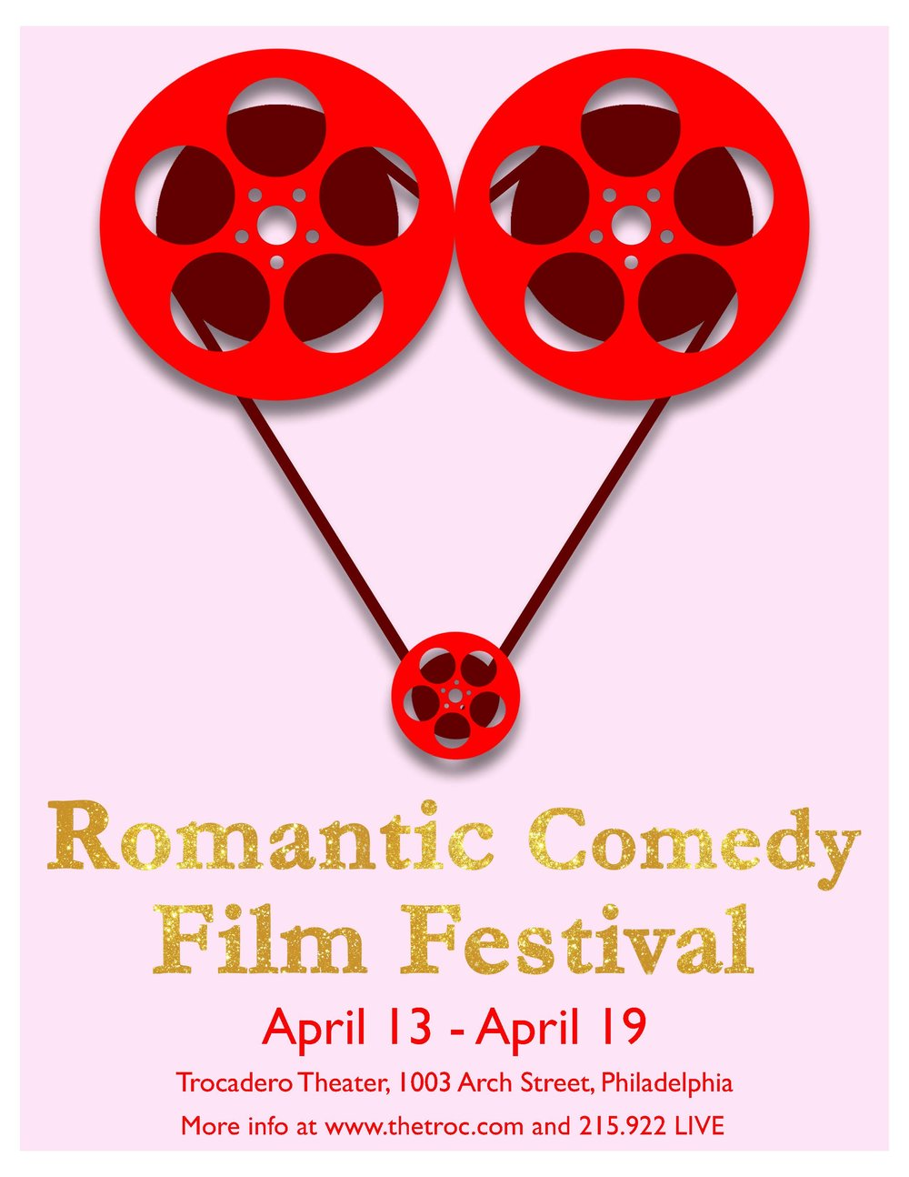 Romantic comedy film festival