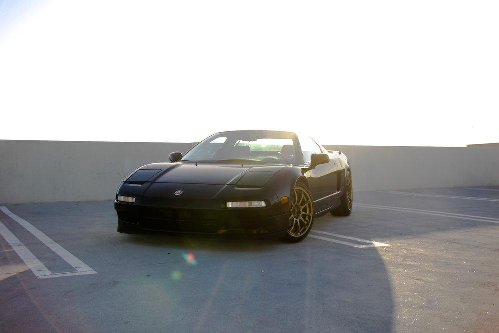 Acura NSX #Acurastories