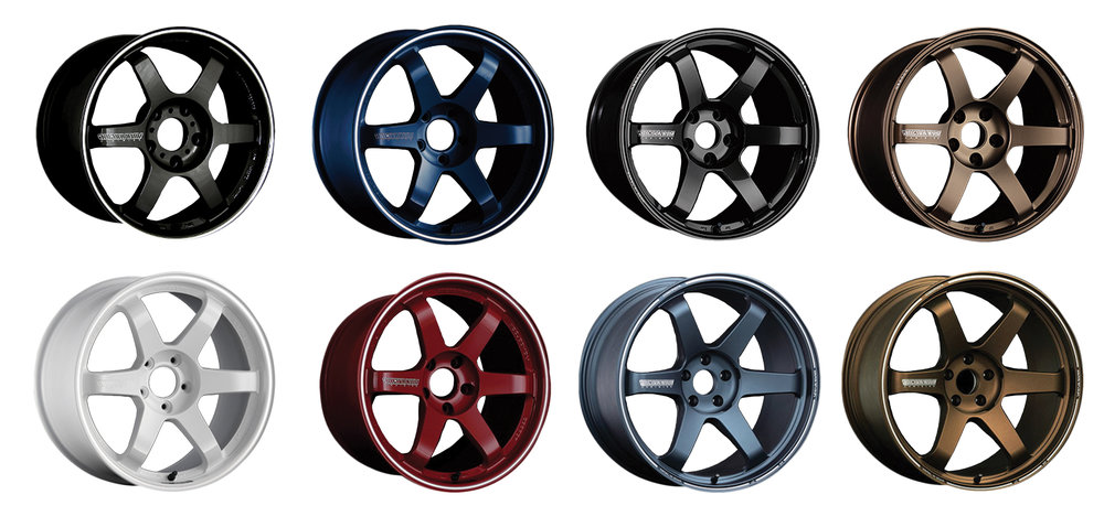 Volk Racing Wheel TE