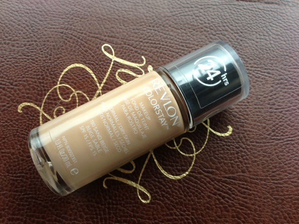 REVLON Colorstay Foundation 180 Sand Beige