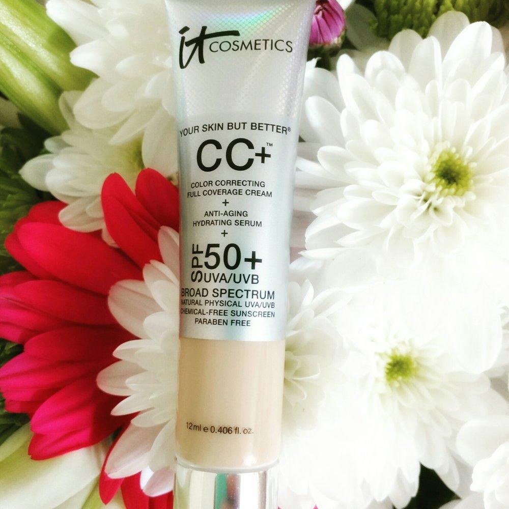 it Cosmetics CC+ cream light