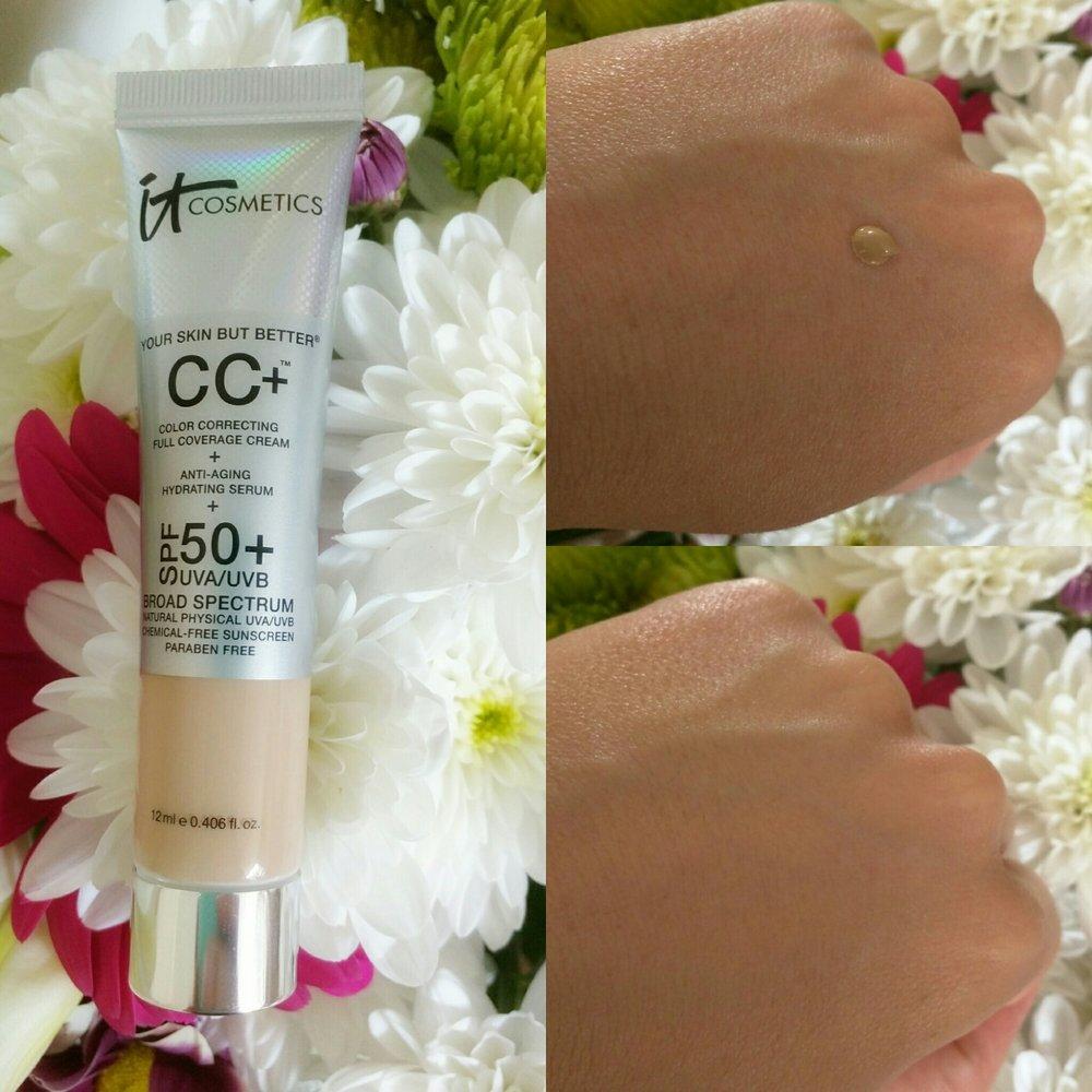 it Cosmetics CC +cream light