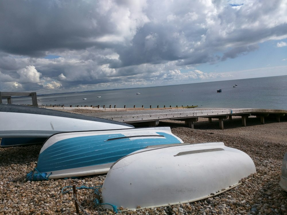 Selsey West Sussex Beach