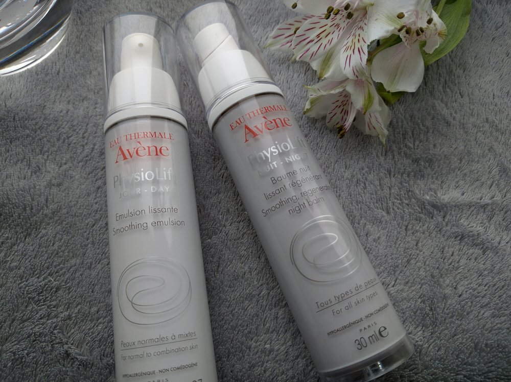 Avene PhysioLift image review uk